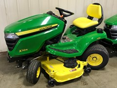 Riding Mower For Sale 2019 John Deere X384 , 22 HP
