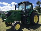 Tractor For Sale:  2018 John Deere 6110M , 110 HP