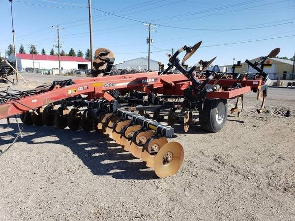 2008 Case IH ECOLO-TIGER 730C Disk Ripper For Sale