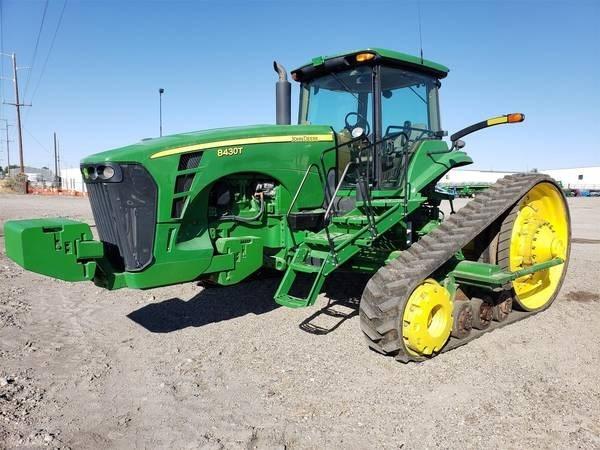 2008 John Deere 8430T Tractor For Sale