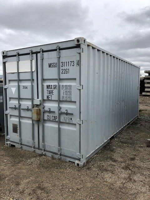 OTHER AGGREGATE MANUFACTURER SWITCHGEAR CONTROL CONTAINER Electrical Switchgear For Sale