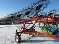 Hay Rake For Sale 2014 H & S AR1061