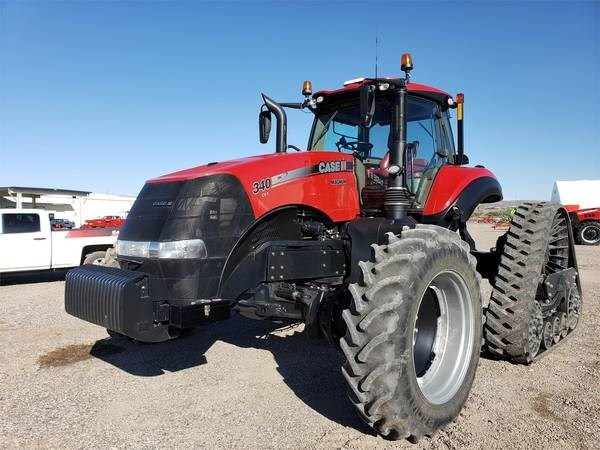 2018 Case IH MAGNUM 340 ROWTRAC CVT Tractor For Sale