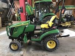 Tractor For Sale 2011 John Deere 1026R , 25 HP