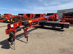 Windrower-Pull Type For Sale 2017 New Holland DB316R