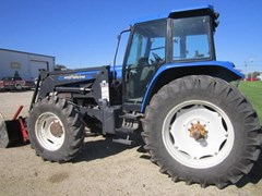 Tractor For Sale 1998 New Holland 8260