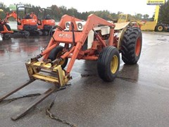 Tractor For Sale Case 530