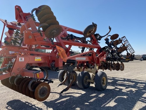 Disk Ripper For Sale:  2008 Krause 4850-18