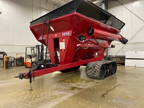 Grain Cart For Sale:  2012 Demco 1050