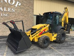 Loader Backhoe For Sale 2017 New Holland B95CSC