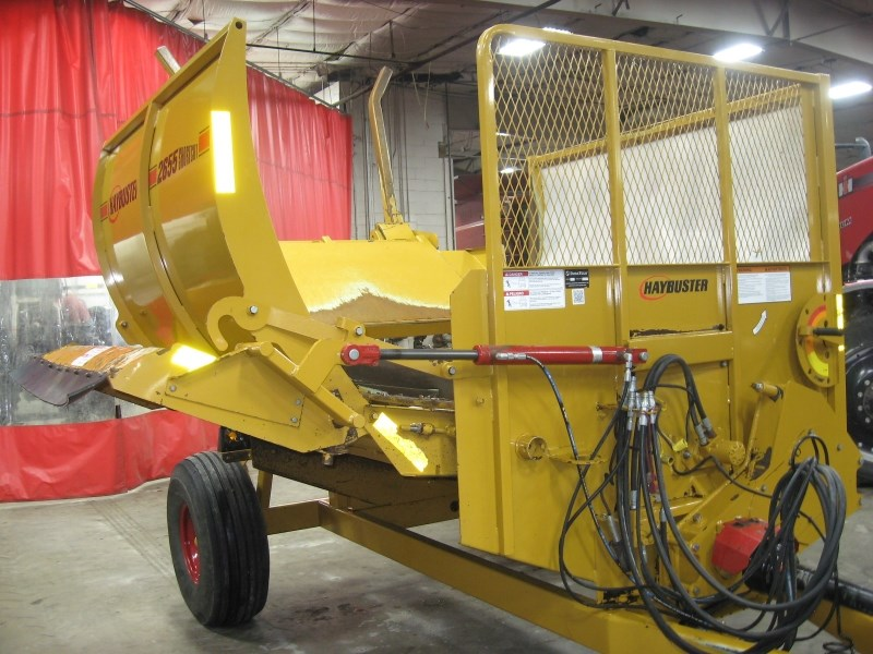 2011 Haybuster 2655 Bale Processor For Sale