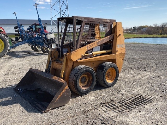 1993 Case 1835C Skid Steer For Sale