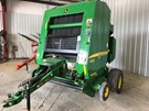 Baler-Round For Sale:  2012 John Deere 458