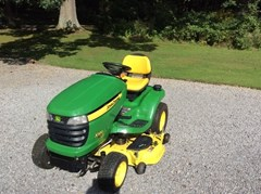 Lawn Mower For Sale 2013 John Deere X320 , 22 HP