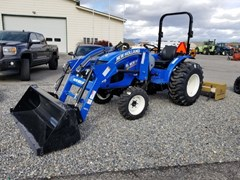 Tractor For Sale 2019 New Holland WORKMASTER 35 , 35 HP
