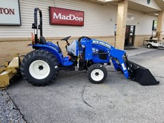 Tractor For Sale 2019 New Holland WORKMASTER 40 , 40 HP