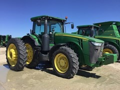 Tractor For Sale 2014 John Deere 8335R , 335 HP