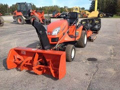 Riding Mower For Sale 2007 Kubota GR2100-54 , 21 HP