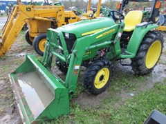 Tractor - Compact Utility For Sale 2015 John Deere 3038E , 38 HP