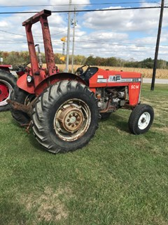 Tractor For Sale 1977 Massey Ferguson 265 , 60 HP