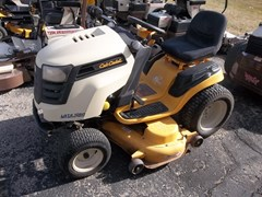 Riding Mower For Sale 2012 Cub Cadet LGTX1050 , 25 HP