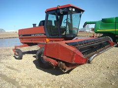 Windrower-Self Propelled For Sale 1991 Case IH 8840