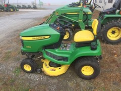 Riding Mower For Sale:  2009 John Deere X300 , 17 HP