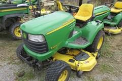 Lawn Mower For Sale 2002 John Deere X485 , 25 HP