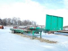 """Misc. Trailers For Sale 1991 Wabash 54"""""""