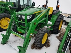 Tractor - Compact Utility For Sale 2019 John Deere 4066M , 66 HP