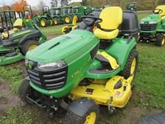 Lawn Mower For Sale 2015 John Deere X758 , 24 HP