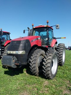 Tractor For Sale 2014 Case IH MAGNUM 290 , 284 HP