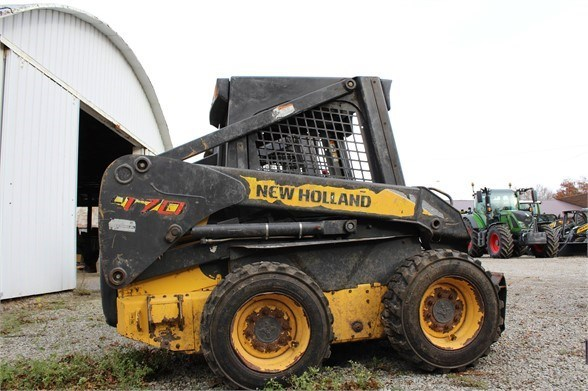 2006 New Holland L170 Skid Steer For Sale