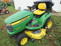 Lawn Mower For Sale 2009 John Deere X500 , 25 HP