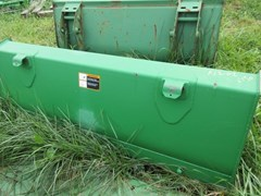 "Bucket For Sale 2015 John Deere 72""JDmt"