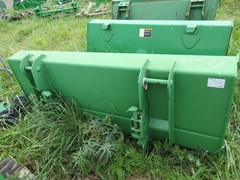 "Bucket For Sale 2010 HLA 72""JD640"