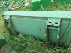 "Bucket For Sale 1999 John Deere 62""JD640mt"