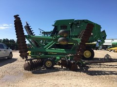 Disk Harrow For Sale 2010 John Deere 650