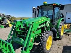 Tractor - Utility For Sale:  2018 John Deere 5100E , 100 HP