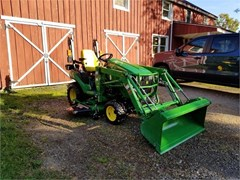 Tractor For Sale 2017 John Deere 1025R , 25 HP
