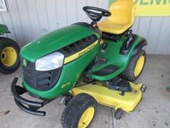 Lawn Mower For Sale 2016 John Deere D170 , 25 HP