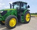 Tractor For Sale2018 John Deere 6145R, 145 HP