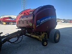 Baler-Round For Sale 2014 New Holland RB560