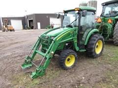 Tractor For Sale 2011 John Deere 4720 , 58 HP