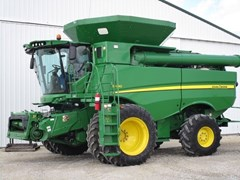 Combine For Sale 2012 John Deere S680