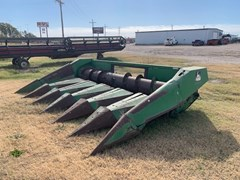 Header-Corn For Sale 1990 John Deere 653A