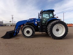 Tractor For Sale 2012 New Holland T7.260 , 220 HP