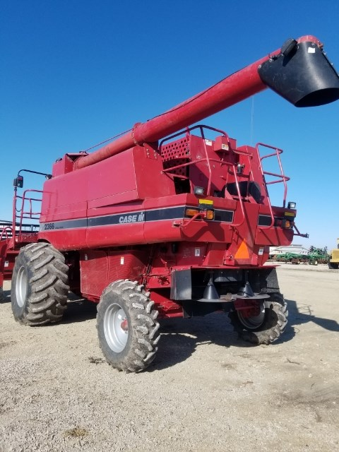 2003 Case IH 2366 Combine For Sale