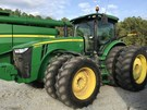 Tractor For Sale:  2018 John Deere 8370R , 370 HP