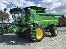Combine For Sale:  2016 John Deere S660